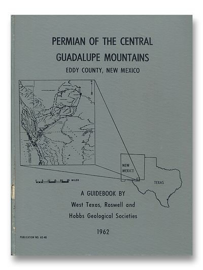 Permian of the Central Guadalupe Mountains   Eddy County, New Mexico