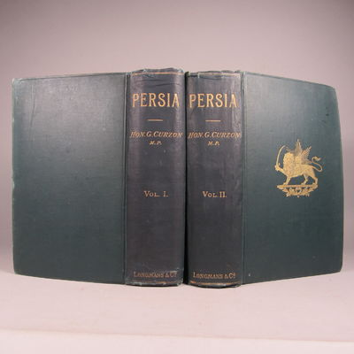 Image for Persia and the Persian Question  (Volumes I and II)