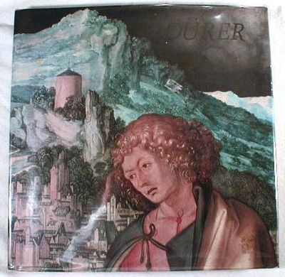 Image for Durer:  The Main and His Paintings