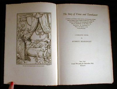 Image for The Story of Venus and Tannhauser