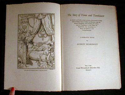 The Story of Venus and Tannhauser, Beardsley, Aubrey