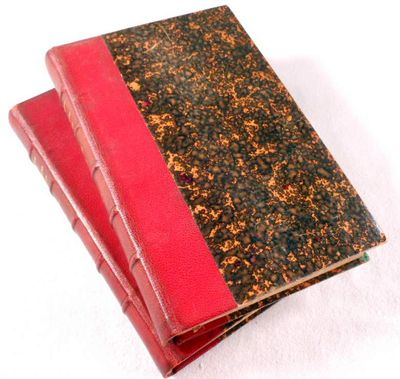 Premieres Oeuvres. Two Volumes. Tome Premier 183.-1838; Tome Deuxieme 1838-1842, Flaubert, Gustave
