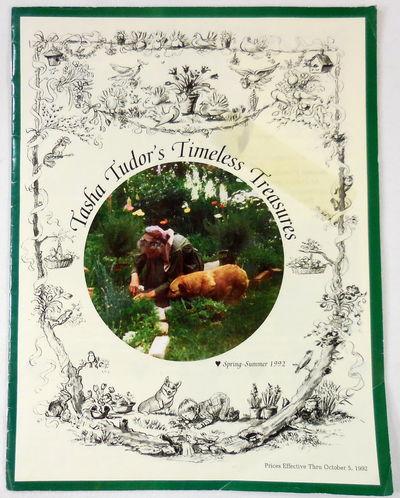 Image for Tasha Tudor's Timeless Treasures. Jenny Wren Press Catalog Spring-Summer 1992