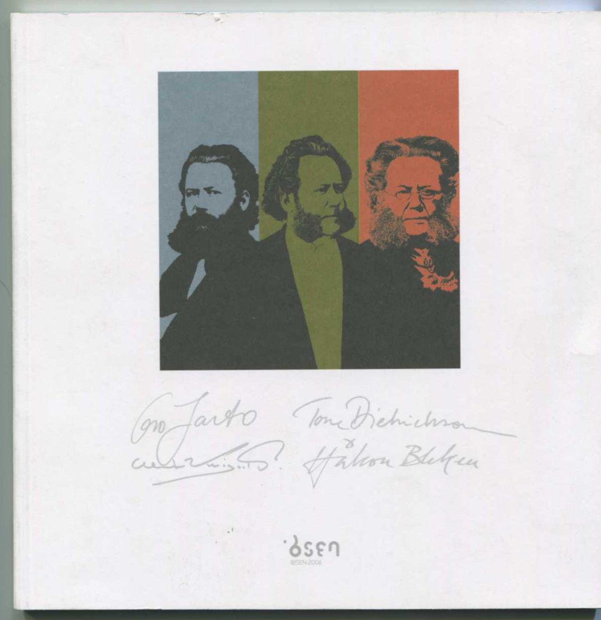 Image for A Visual Journal in the Inner Landscape: Four Norwegian Artists Meet Henrik Ibsen