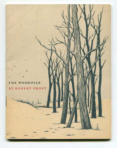 The Wood-Pile, Frost, Robert