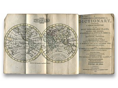 A Compendious Geographical Dictionary, Containing a Concise Description of the Most Remarkable Places, Ancient and Modern, in Europe Asia, Africa and America, Interspersed with Historical Anecdotes