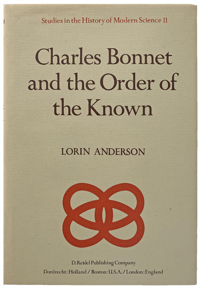 Image for Charles Bonnet and the Order of the Known.