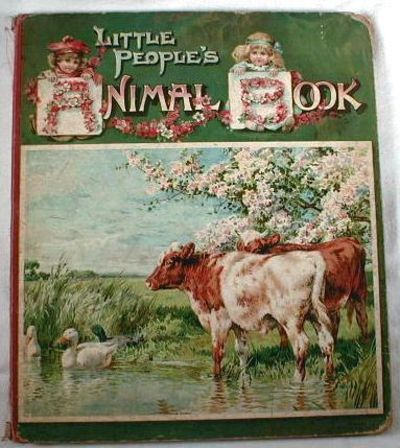 Image for Little People's Animal Book