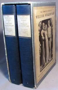 image of The Complete Works of William Shakespeare:The Cambridge Edition Text, As Edited by William Aldis Wright Including the Temple Notes [2 Volume Set]