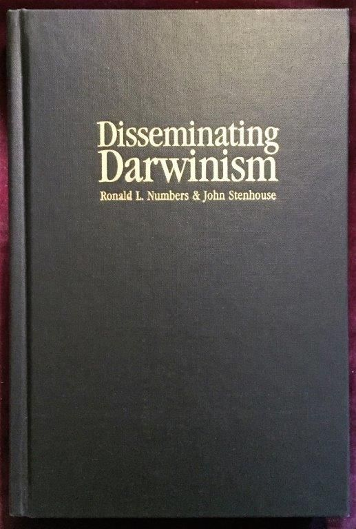 Image for Disseminating Darwinism: The Role of Place, Race, Religion, and Gender.