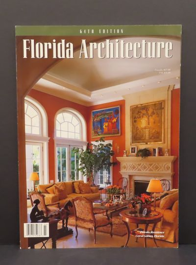 Image for Florida Architecture (Magazine) - 60th, 64th-66th, and 68, 69th Editions (6 total)