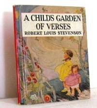 A Child 39 S Garden Of Verses By Robert Louis Stevenson Used Books Hardcover 1935 From The
