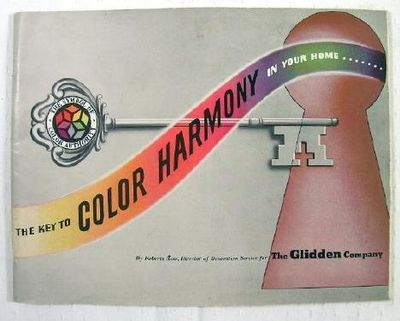 The Key to Color Harmony in Your Home, Ross, Roberta