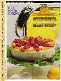 McCall's Cooking School Recipe Card (Desserts 7 - Cheesecake) (Replacement Recipage / Recipe Card For 3-Ring Binders) Marianne Langan and Lucy Wing