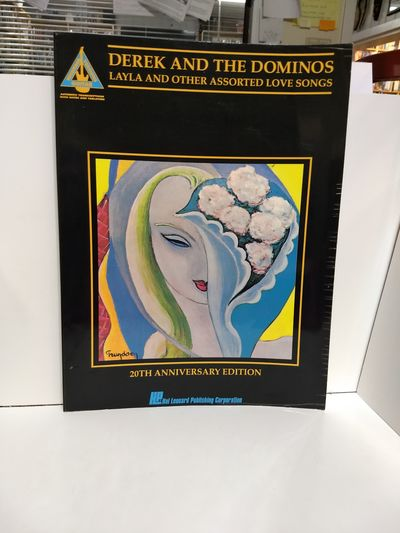 Image for Derek and the Dominos: Layla & Other Assorted Love Songs- Guitar Tab Songbook, 20th Anniversary Edin