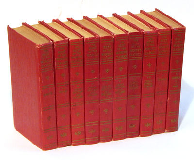 The Best of the World Classics (complete 10-volume set), Lodge, Henry Cabot (ed.)
