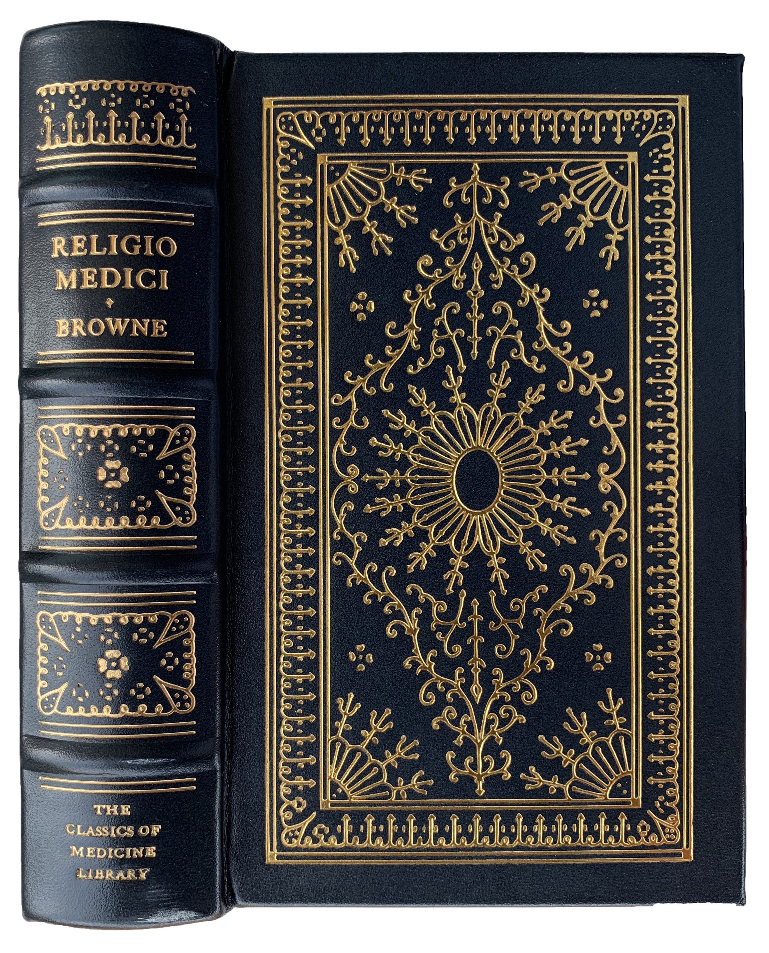 Image for Religio Medici together with a letter to a friend on the death of his intimate friend and Christian morals. Edited by Henry Gardiner.