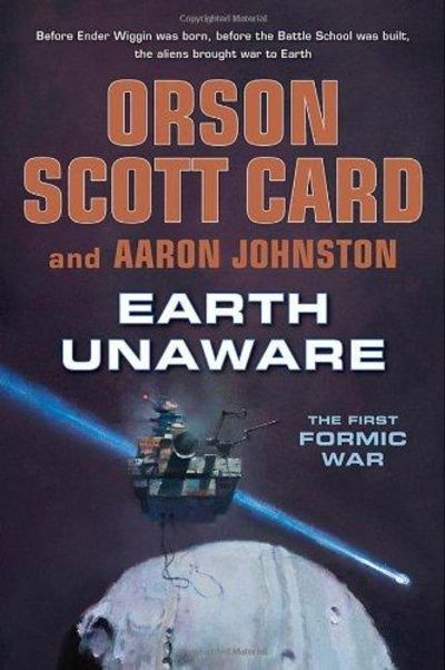 Image for Earth Unaware (the First Formic War)