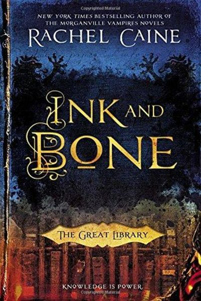 Image for Ink And Bone: (The Great Library) (Signed)