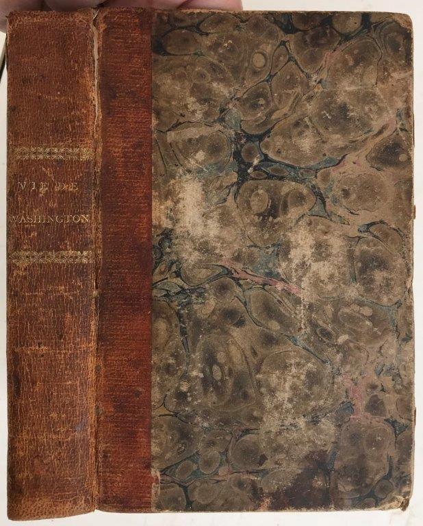 Image for Vie de George Washington. Traduit de l'anglais, et dedie  la Jeunesse Americaine, par A.N. Girault. Seconde edition, revue et corrigee avec soin.