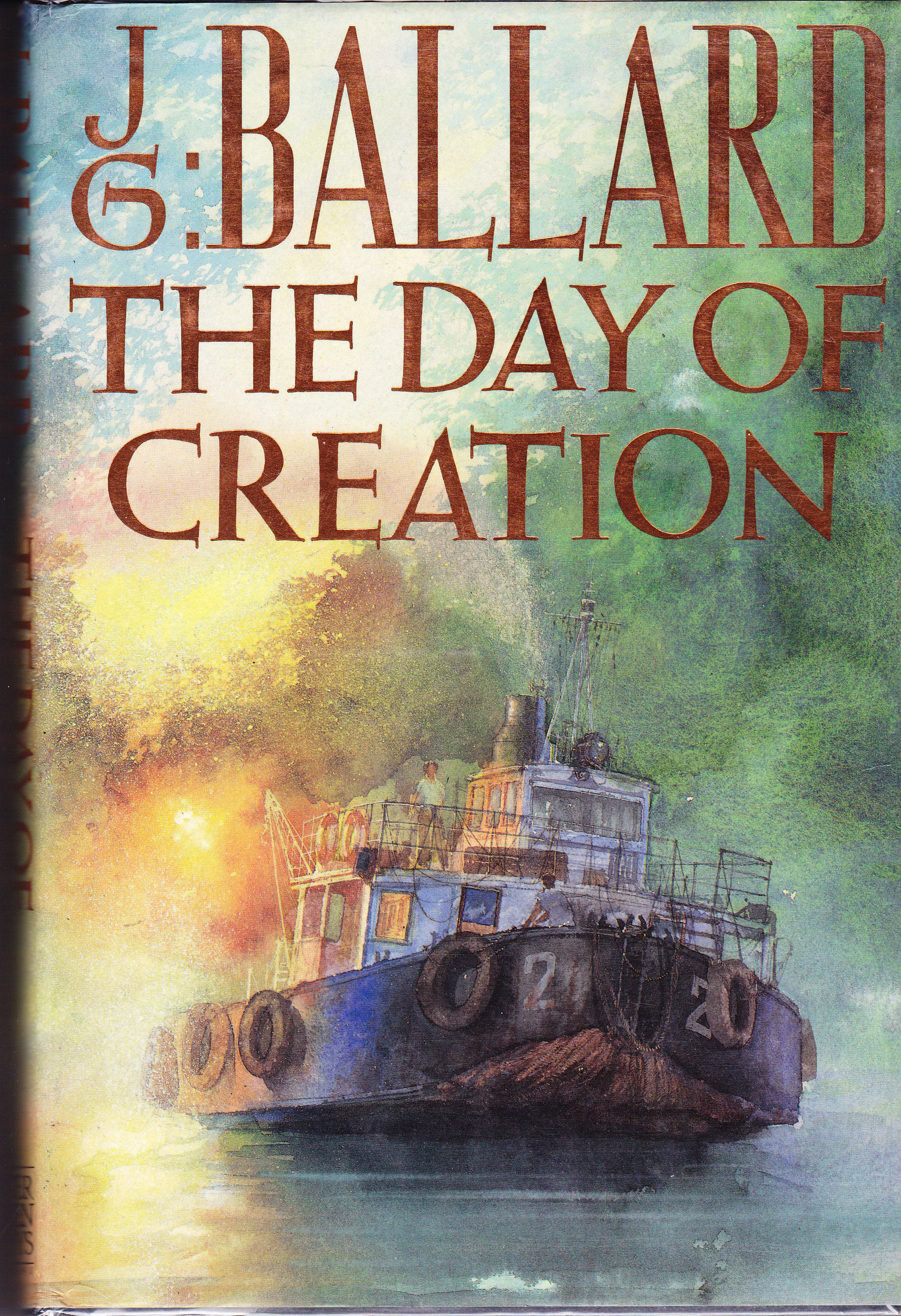 Image for The Day of Creation