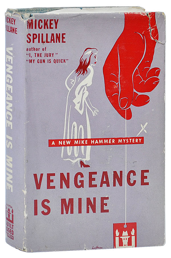 Vengeance is Mine Book Summary and Study Guide